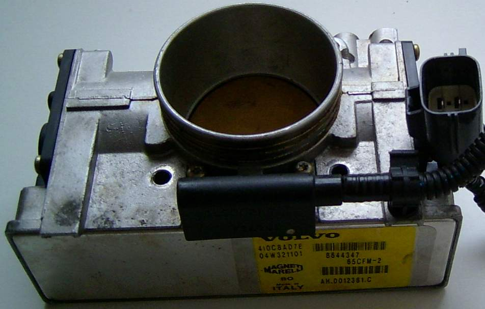 volvo etm electronic throttle body 8644347 with das (toronto, canada) $769
