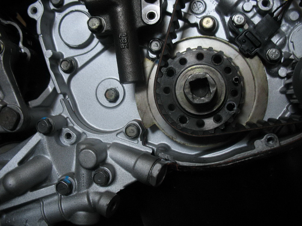 Only 2 injectors getting a pulse from ECU  EVO 6 - Page 4