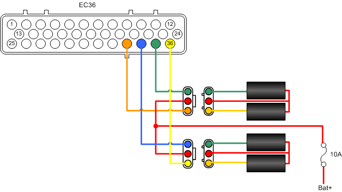 wasted spark wiring diagram   27 wiring diagram images