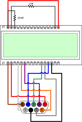 lcd screen wiring diagram  lcd  free engine image for user arduino lcd screen wiring diagram Samsung TV Wiring Diagram